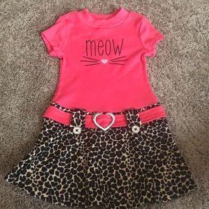 Gently used toddler girl dress